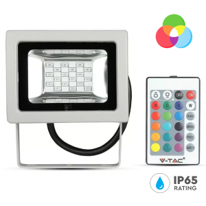 10W RGB Floodlight