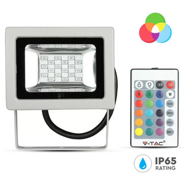 10W RGB Floodlight