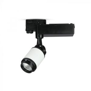 25W LED Track Light Black&White Body
