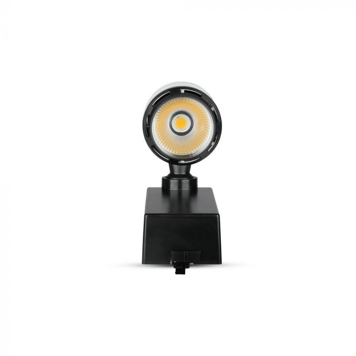 35W LED Track Light Black&White Body