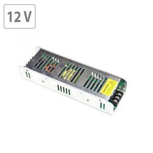 25W LED Slim Power Supply -12V - 2.1A Metal
