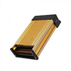 400W LED Metal Power Supply Rainproof 12V 33.3A IP45