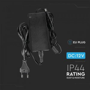 LED Power Supply – 78W 12V 6.5A Plastic