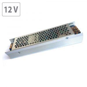 120W LED Slim Power Supply -12V - 10A Metal