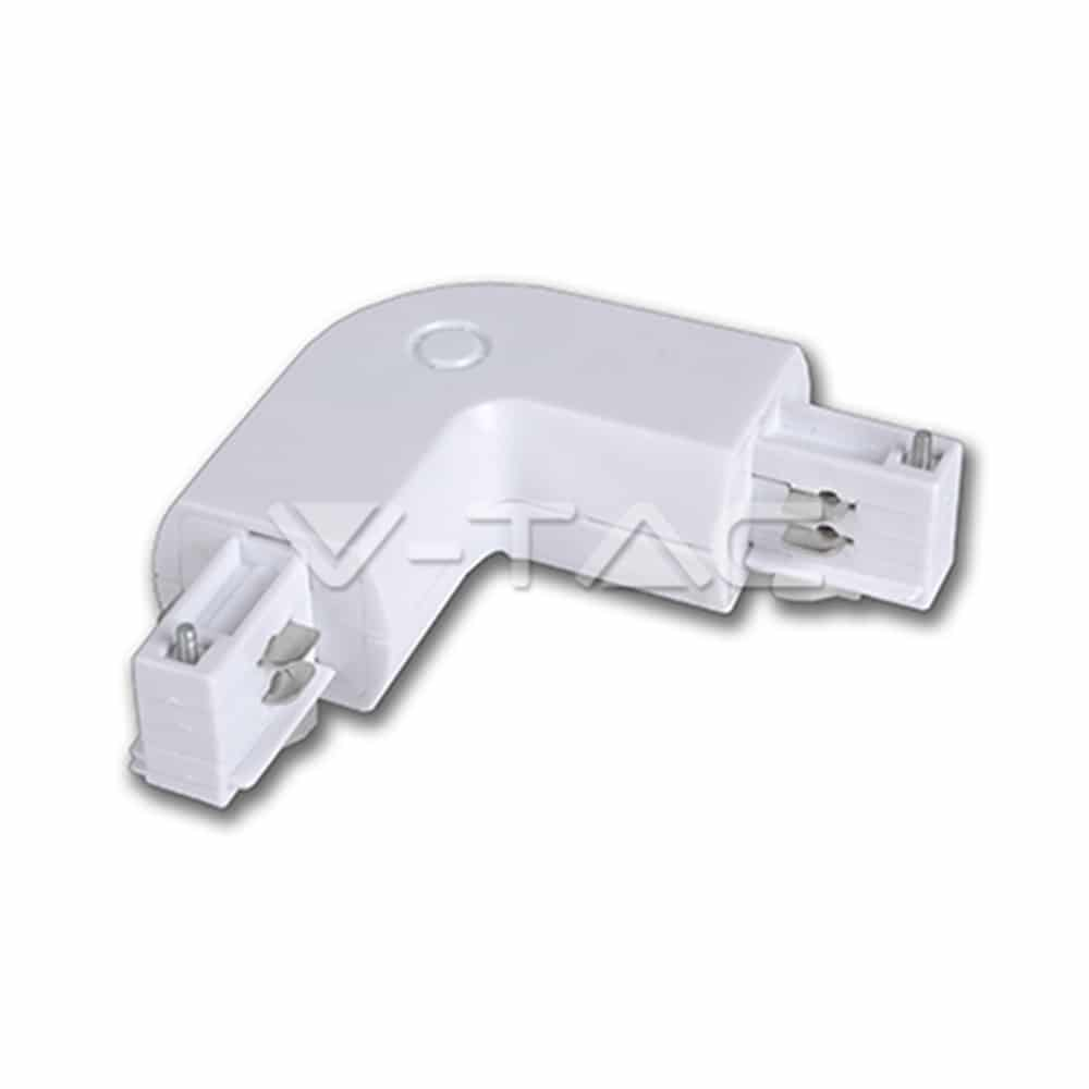 4L Track Light Accesory White