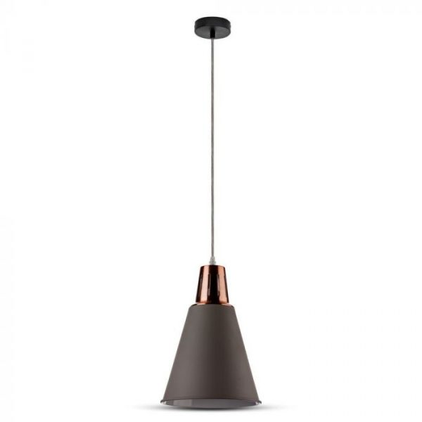 60W PENDANT LAMP-RED