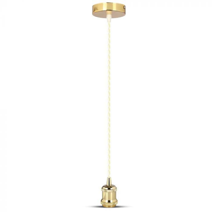 Metal Pendant Light E27 Holder