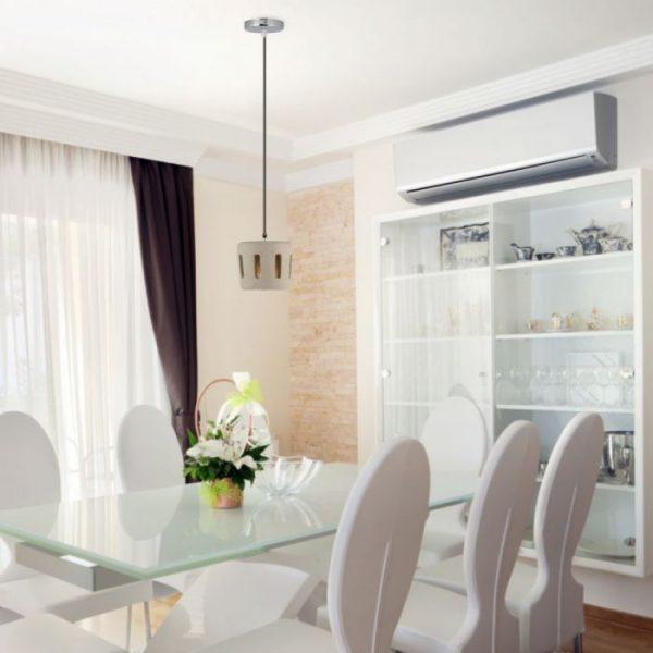 Pendant Light Concrete Lampshade 200/200mm