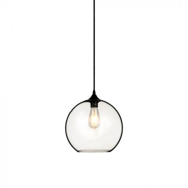 GLOBE GLASS PENDANT LIGHT