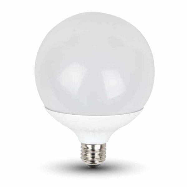 13W LED Bulb G120 E27 Globe White