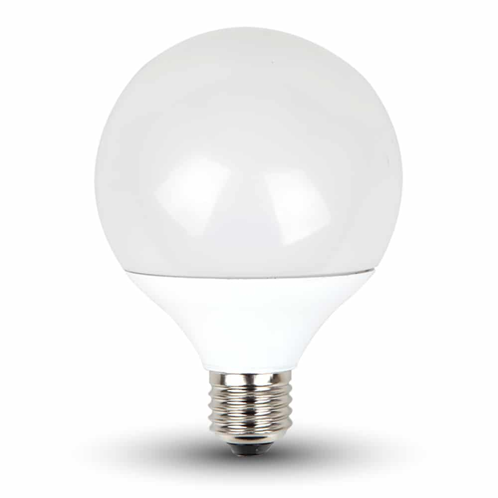LED Bulb 10W G95 - E27 Globe Day White