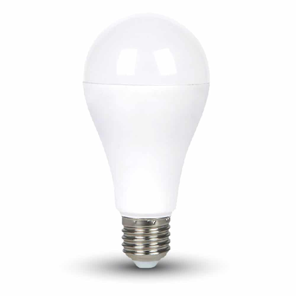 LED Bulb 15W A60 Classic E27 Day White WITH SAMSUNG CHIP