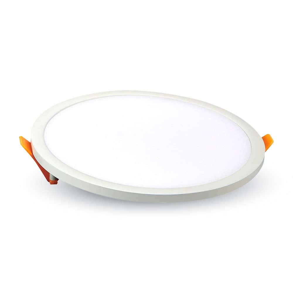 29W LED Trimless Panel - Round
