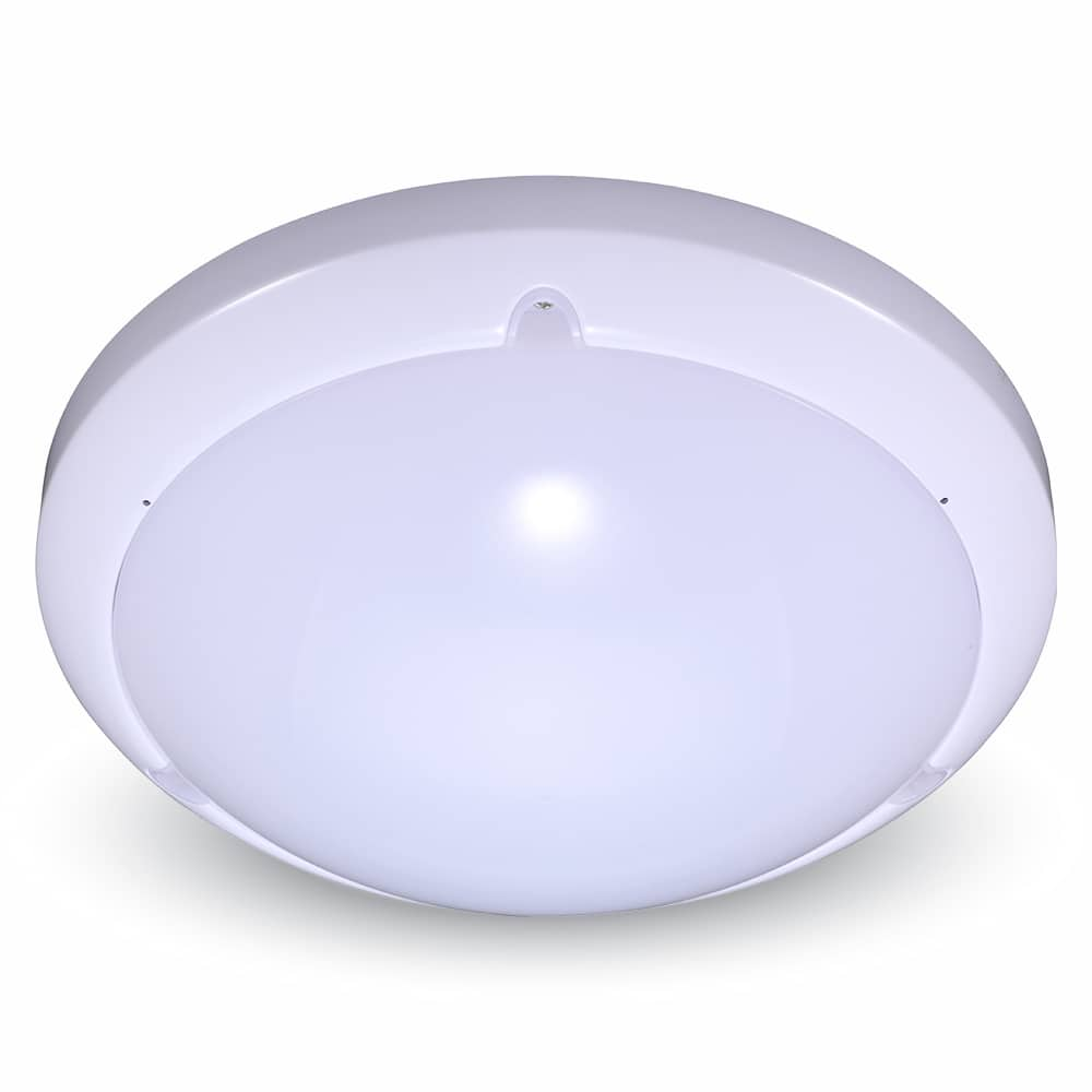 16W LED Bulkhead Light With Sensor Microwave