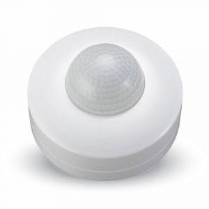 Infrared Motion Sensor With Manual Override Function 360degree
