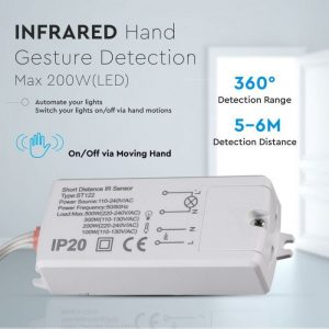 Motion Sensor/Moving Hand