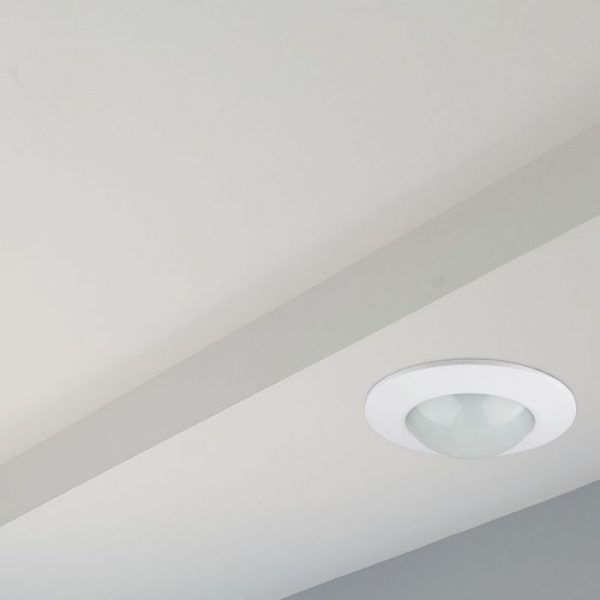 PIR Ceiling Sensor White 360degree