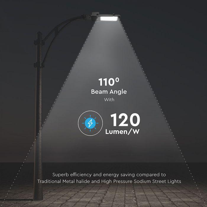 150W SMD Street Lamp SAMSUNG A++ 120LM/W