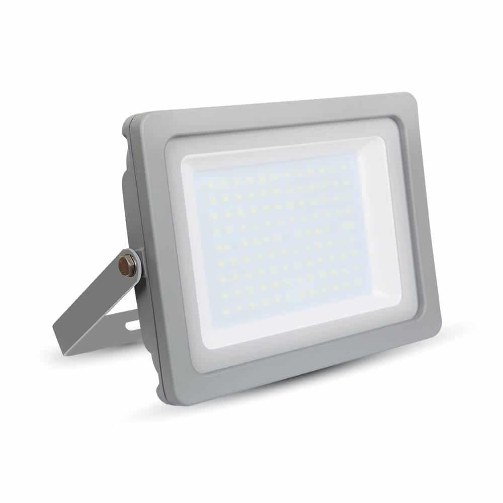 100W SMD Floodlight Grey Body 3000K
