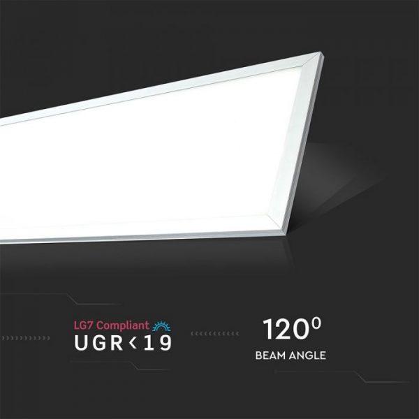 LED Panel 45W 300x1200 Day White UGR19