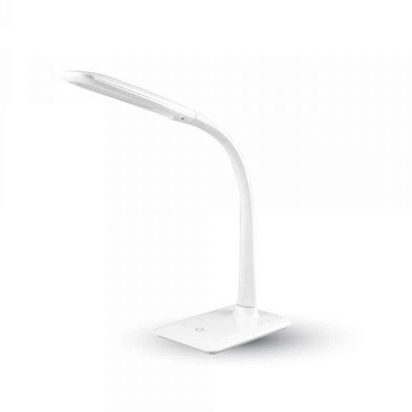 7W LED Desk Lamp  4000K White Body