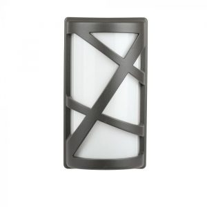 WALL LAMP-MATT GREY