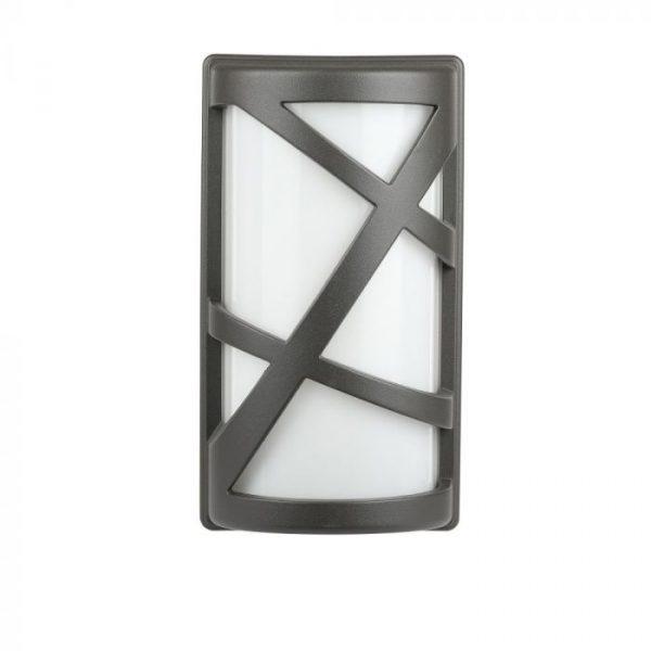 WALL LAMP-MATT GREY
