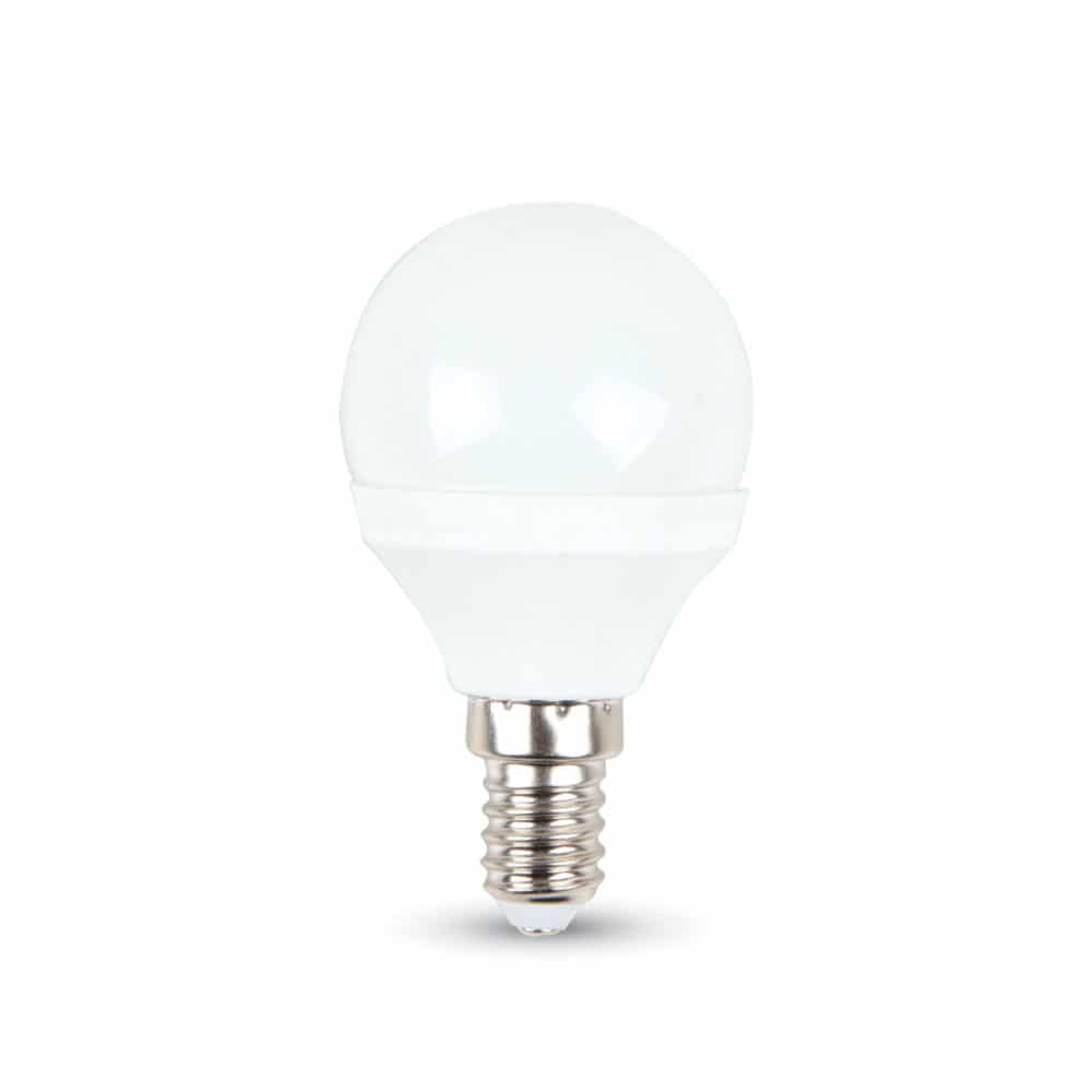 LED Bulb 3W  P45 - E14 Day White
