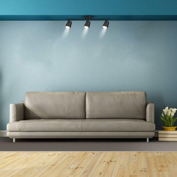 18W LED Triple-Head Wall Light IP20 3000K/ 4000K