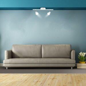 9W LED Double - Head Wall Light IP20 3000K/ 4000K