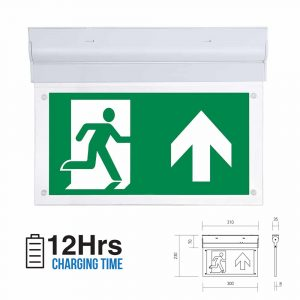 LED SAMSUNG Ceiling / Wall Mount Emergency Exit Light