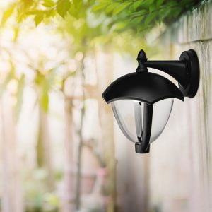 Garden Wall Lamp IP44 Facing Down