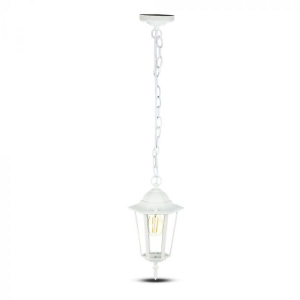 Ceiling Garden Lamp Matt White