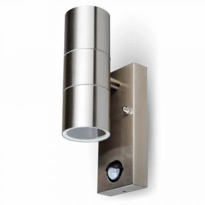 Outdoor Wall Light with Sensor IP44