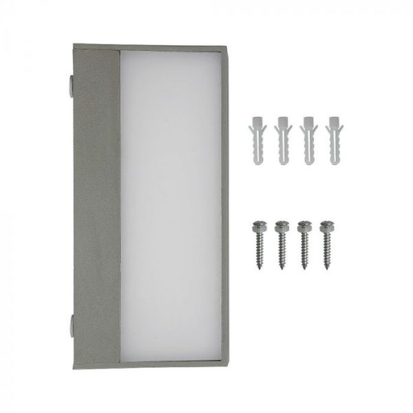9W LED Up-Down Outdoor Light Medium IP65 3000K/4000K/6400K