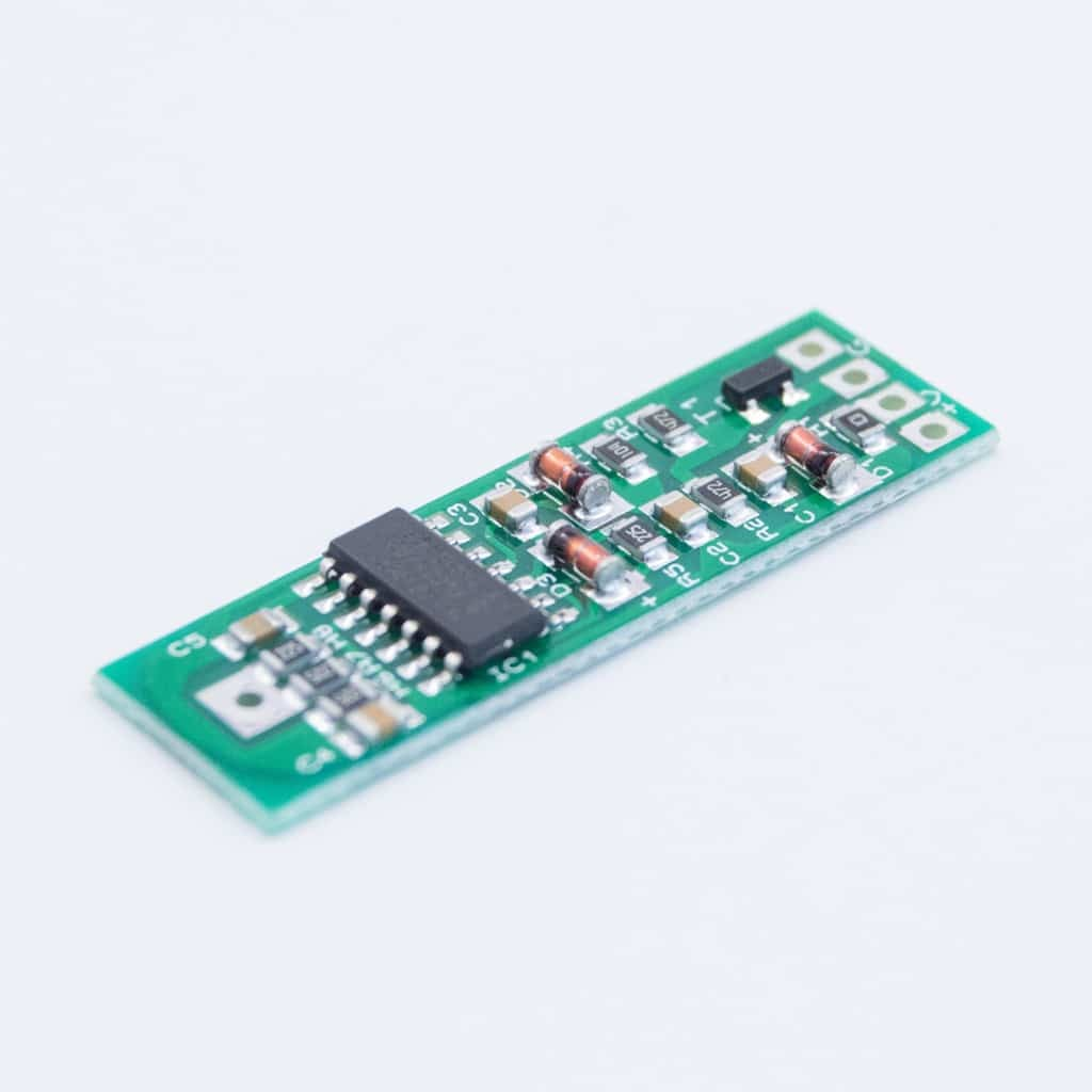 Dimmable Touch Sensor for profiles 12V 4A 11 x 36 mm