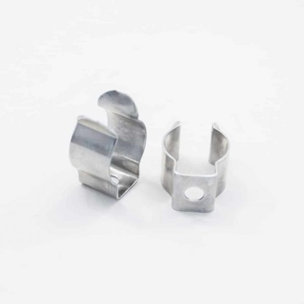 Stainless Steel metal clip holder for YA012 profile