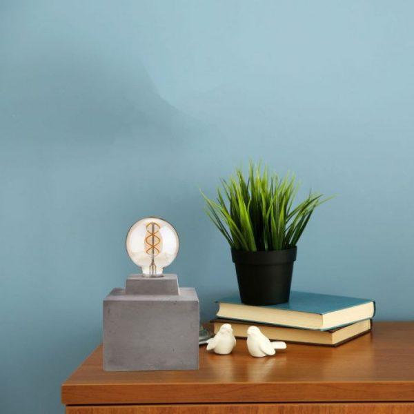 Concrete Table Lamp D160