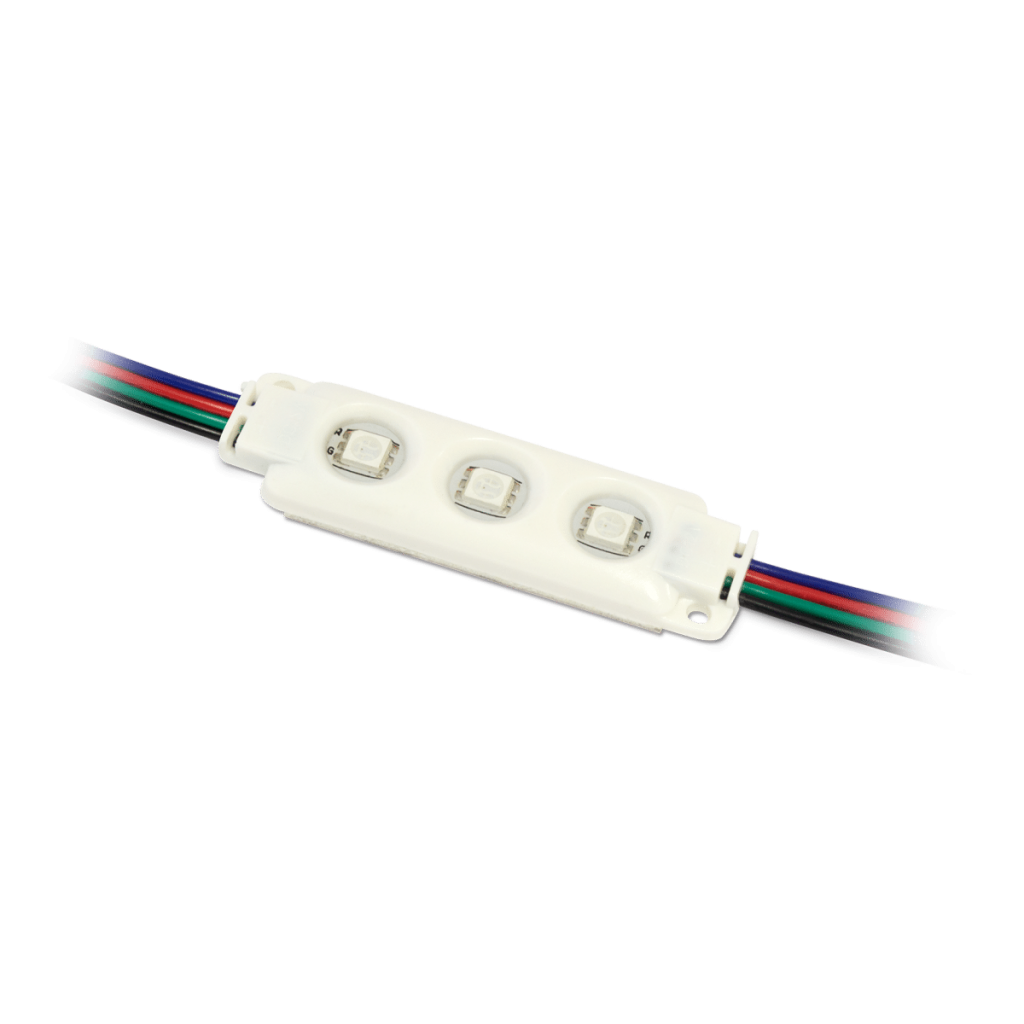 LED Module SMD5050 RGB IP66