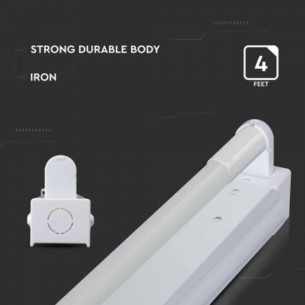 LED Single Batten Fitting 120cm 18W Samsung Chip