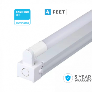 LED Single Batten  Fitting SAMSUNG CHIP -120CM 18W