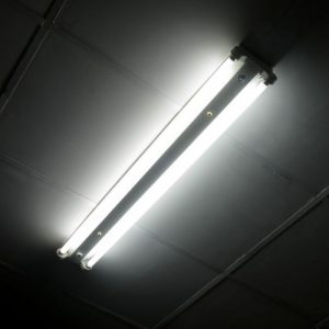 LED Double Batten Fitting 120cm 36W Samsung Chip
