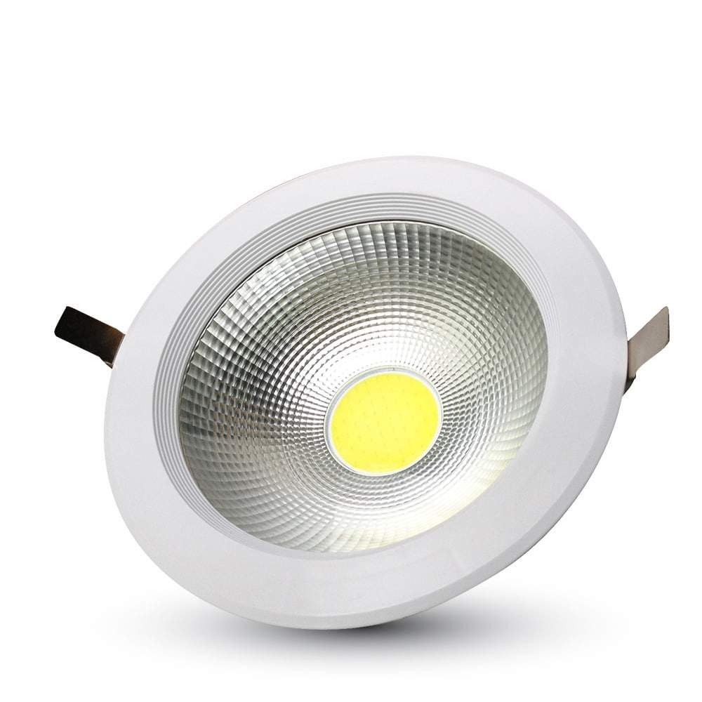 20W LED REFLECTOR COB DOWNLIGHTS HIGH LUMEN