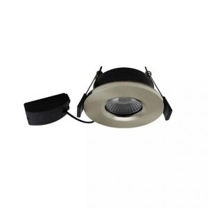7W LED Fire-Rated Bathroom Downlight IP65  Dimmable