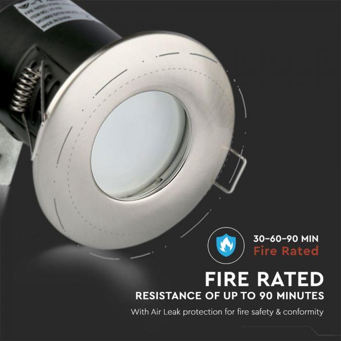 Flame retardant down light