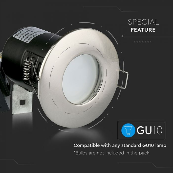 Fire rated spotlight
