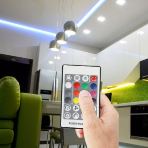 LED RGBW Sync Controller WITH 24B RF Dimmer