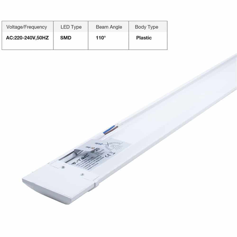 LED Prismatic Batten Light SAMSUNG Specs
