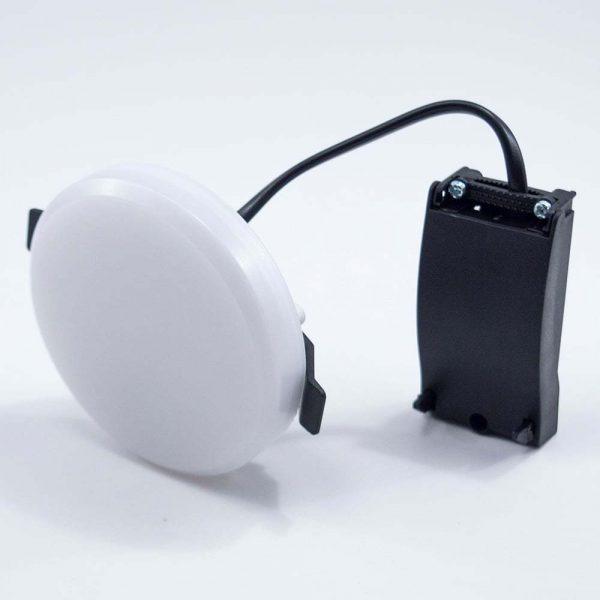 8W Trimless Round LED Mini Panel - SAMSUNG CHIP 5 Years Warranty