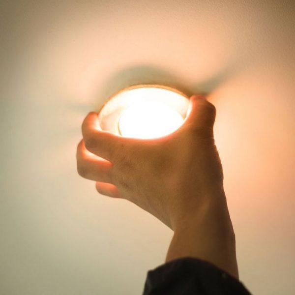 6W LED PLastic Bulb R50 - E14